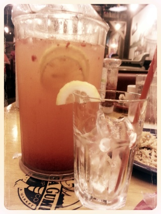 bubba gump lemonade rum