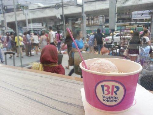 Bangkok baskin robbin